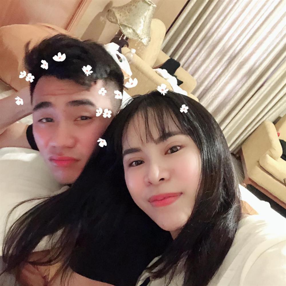 Tẩm ngẩm tầm ngầm vậy mà Tiến Dụng U23 Việt Nam đã có bạn gái nickname cực dễ thương-7