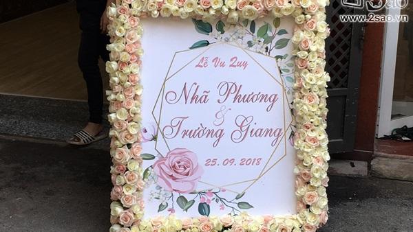 Bạn thân tiết lộ tình huống bất ngờ khi sát ngày cưới Nhã Phương mới đến nhờ bưng lễ giúp-2