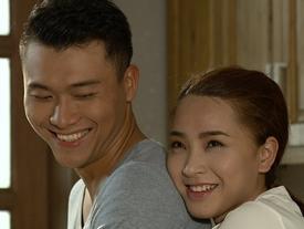 Hải Băng gặp khó khăn khi diễn cảnh yêu đương cùng trai trẻ kém tuổi