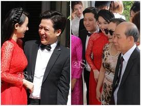 TRỰC TIẾP: Trường Giang đã đến nhà Nhã Phương, chính thức xin dâu