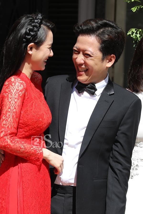 Muốn đẹp xuất sắc trong ngày ăn hỏi, hãy chọn áo dài đỏ như Nhã Phương - Hà Tăng - Đặng Thu Thảo-2