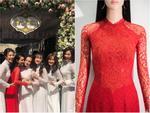 Choáng ngợp mẫu váy cưới hoành tráng nhất Nhã Phương sẽ mặc khi chính thức thành vợ Trường Giang tối nay-6
