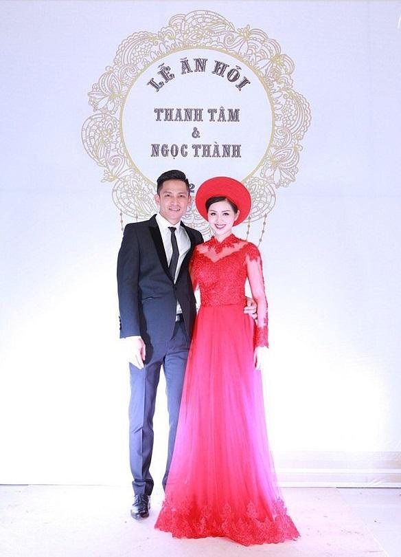 Muốn đẹp xuất sắc trong ngày ăn hỏi, hãy chọn áo dài đỏ như Nhã Phương - Hà Tăng - Đặng Thu Thảo-9