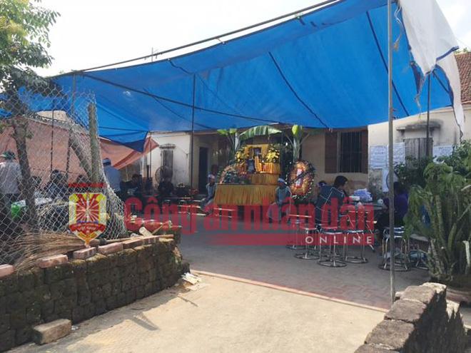 Án mạng kinh hoàng ở Thái Nguyên qua lời kể nhân chứng-1