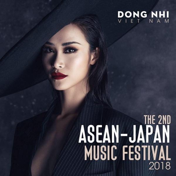 Đông Nhi sẽ trở thành đại diện Việt Nam duy nhất tham dự ASEAN - Japan Music Festival 2018 tại Nhật Bản-1