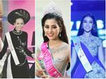 Hoa hậu Việt đăng quang năm 2018: Người phủ sóng truyền thông, kẻ lặn mất tăm khỏi showbiz-28