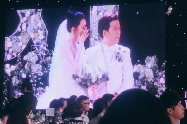 Hoài Linh hát tặng đám cưới Trường Giang - Nhã Phương ca khúc có tên đặc biệt-2