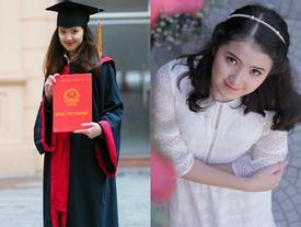 Tiểu thư 10X Hà thành xinh đẹp, giỏi tiếng Anh, từng đến 6 quốc gia