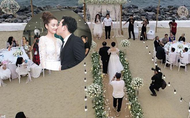 Thực đơn tiệc cưới sang trọng trái ngược hoàn toàn đám hỏi của Trường Giang và Nhã Phương-7