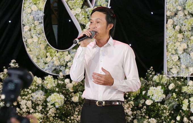 Hoài Linh hát tặng đám cưới Trường Giang - Nhã Phương ca khúc có tên đặc biệt-3