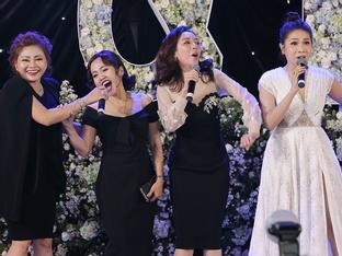 Hội 'thánh lầy' Thu Trang, Diệu Nhi mang '60 năm cuộc đời' độc nhất vô nhị tặng Trường Giang - Nhã Phương
