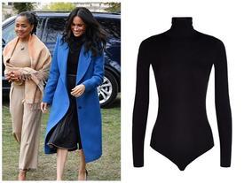 Lý do Meghan thường diện bodysuit thay vì áo rời