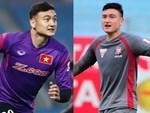 Sau Bùi Tiến Dũng, fans Việt lại xiêu lòng trước thủ môn Đặng Vân Lâm trong trận gặp Jordan