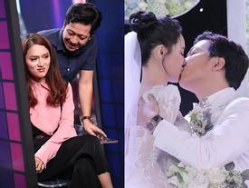 Đi đám cưới Trường Giang - Nhã Phương, Hương Giang Idol ngậm ngùi than thở 'ăn cỗ toàn lỗ'