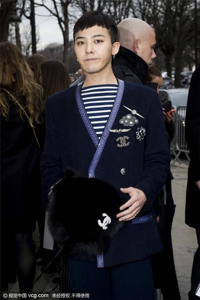 Không mặc suit thì thôi nhưng một khi đã chọn, G-Dragon chỉ có nước khiến fan trụy tim-4