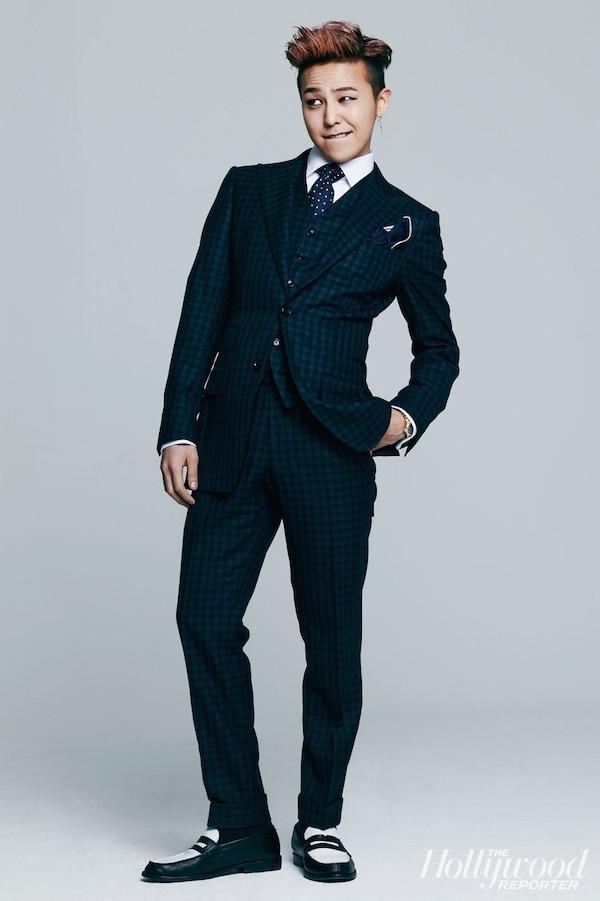 Không mặc suit thì thôi nhưng một khi đã chọn, G-Dragon chỉ có nước khiến fan trụy tim-5