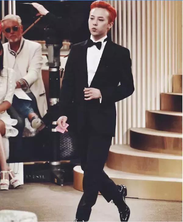 Không mặc suit thì thôi nhưng một khi đã chọn, G-Dragon chỉ có nước khiến fan trụy tim-6