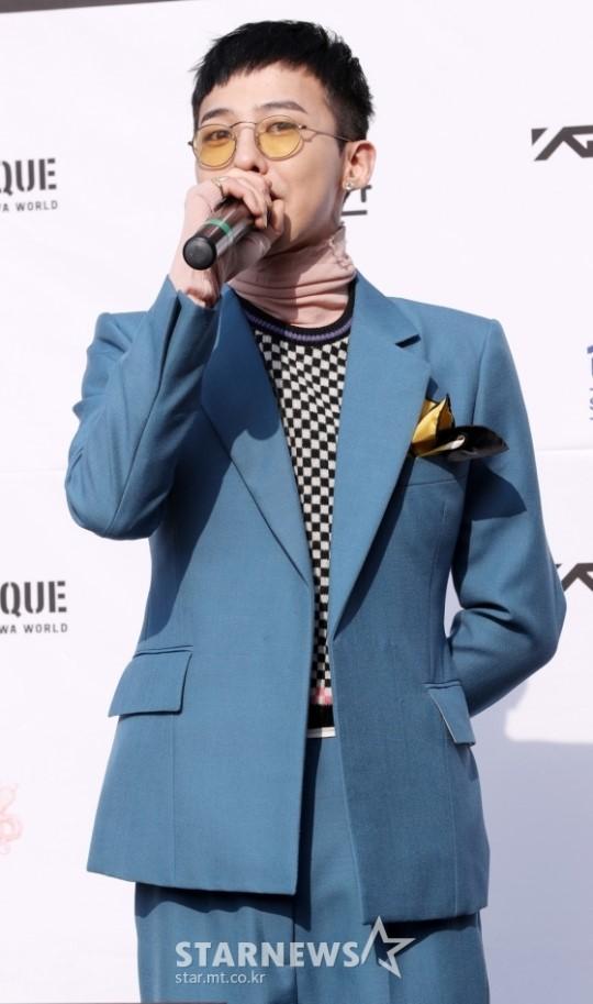 Không mặc suit thì thôi nhưng một khi đã chọn, G-Dragon chỉ có nước khiến fan trụy tim-9