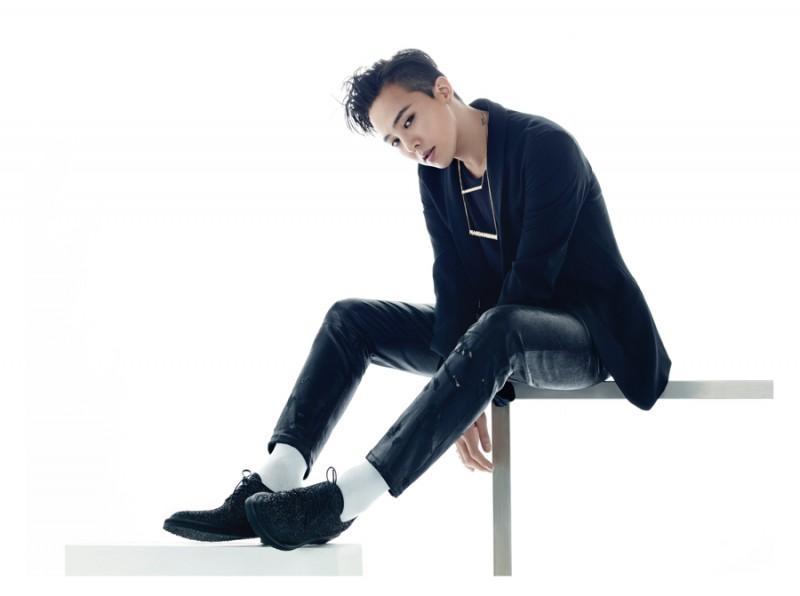 Không mặc suit thì thôi nhưng một khi đã chọn, G-Dragon chỉ có nước khiến fan trụy tim-10
