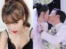 Quế Vân tuyên bố: 'Tôi đã có người yêu đẹp trai và tài giỏi nên không còn nhớ về mối tình dĩ vãng'