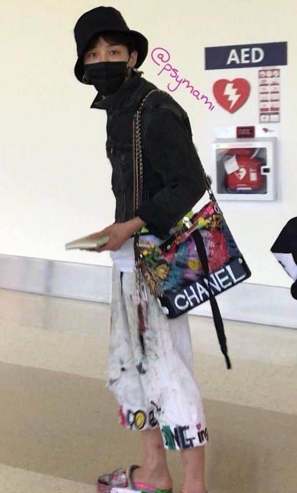 Không mặc suit thì thôi nhưng một khi đã chọn, G-Dragon chỉ có nước khiến fan trụy tim-13