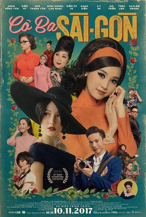 Cô Ba Sài Gòn của Ngô Thanh Vân tham dự Oscar lần thứ 91-4