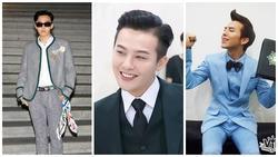 Không mặc suit thì thôi nhưng một khi đã chọn, G-Dragon chỉ có nước khiến fan 'trụy tim'