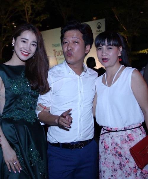 Vì sao Trấn Thành và nhiều sao Việt vắng mặt trong đám cưới của Trường Giang?-8