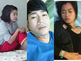 Miệt mài 'bán sức khỏe để chạy show', nghệ sĩ Việt kêu trời vì những lúc mệt mỏi đến gục ngã