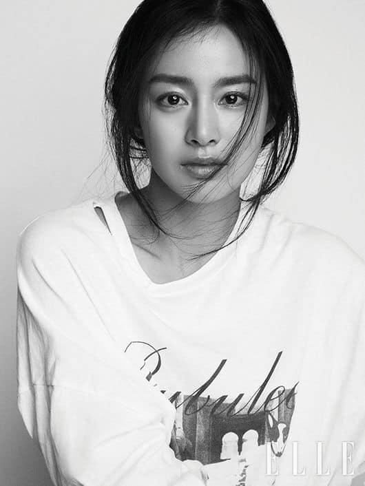 THẬT BẤT NGỜ: Kim Tae Hee muốn từ bỏ hình ảnh nữ diễn viên xinh đẹp-1