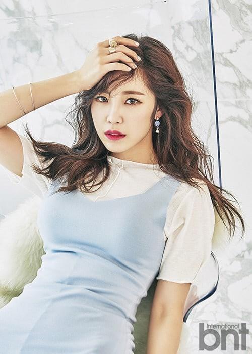 THẬT BẤT NGỜ: Kim Tae Hee muốn từ bỏ hình ảnh nữ diễn viên xinh đẹp-6