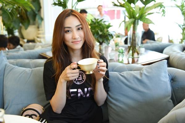 Ngân Khánh trở lại showbiz: Tôi tin chồng tuyệt đối và chưa từng nghi ngại anh ấy chuyện trai gái-1