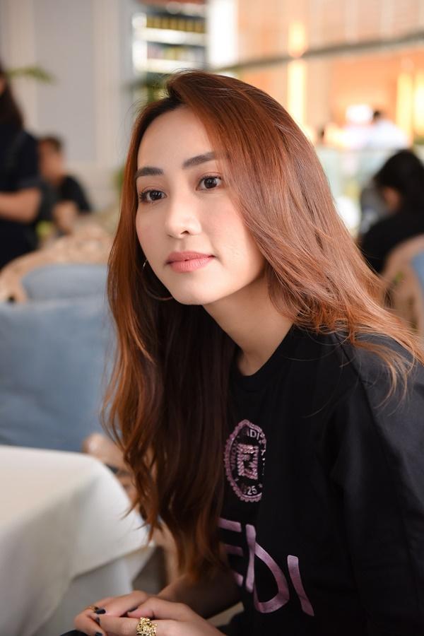Ngân Khánh trở lại showbiz: Tôi tin chồng tuyệt đối và chưa từng nghi ngại anh ấy chuyện trai gái-4