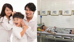 Sao nhí 'Chú Ơi, Đừng Lấy Mẹ Con' nhập viện vì bị chửi rủa dù không liên quan chuyện Kiều Minh Tuấn yêu An Nguy