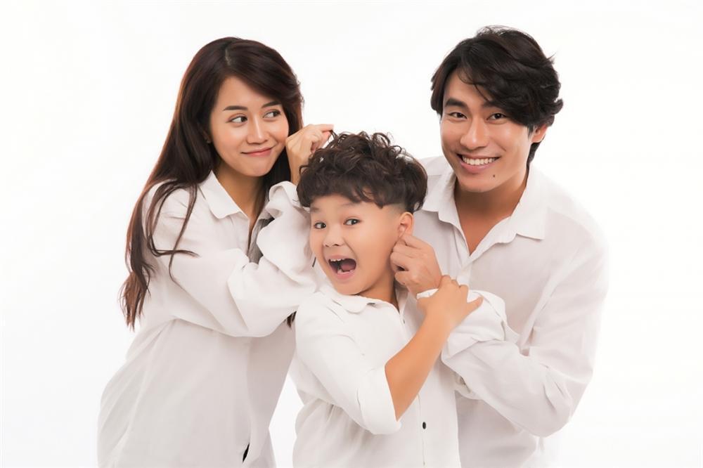Sao nhí Chú Ơi, Đừng Lấy Mẹ Con nhập viện vì bị chửi rủa dù không liên quan chuyện Kiều Minh Tuấn yêu An Nguy-1