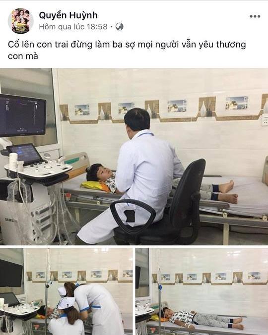 Sao nhí Chú Ơi, Đừng Lấy Mẹ Con nhập viện vì bị chửi rủa dù không liên quan chuyện Kiều Minh Tuấn yêu An Nguy-2