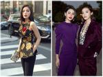 Kỳ Duyên tươi tắn đọ sắc 'đệ nhất mỹ nữ' Thái Lan - Mai Davika ở Paris Fashion Week 2018