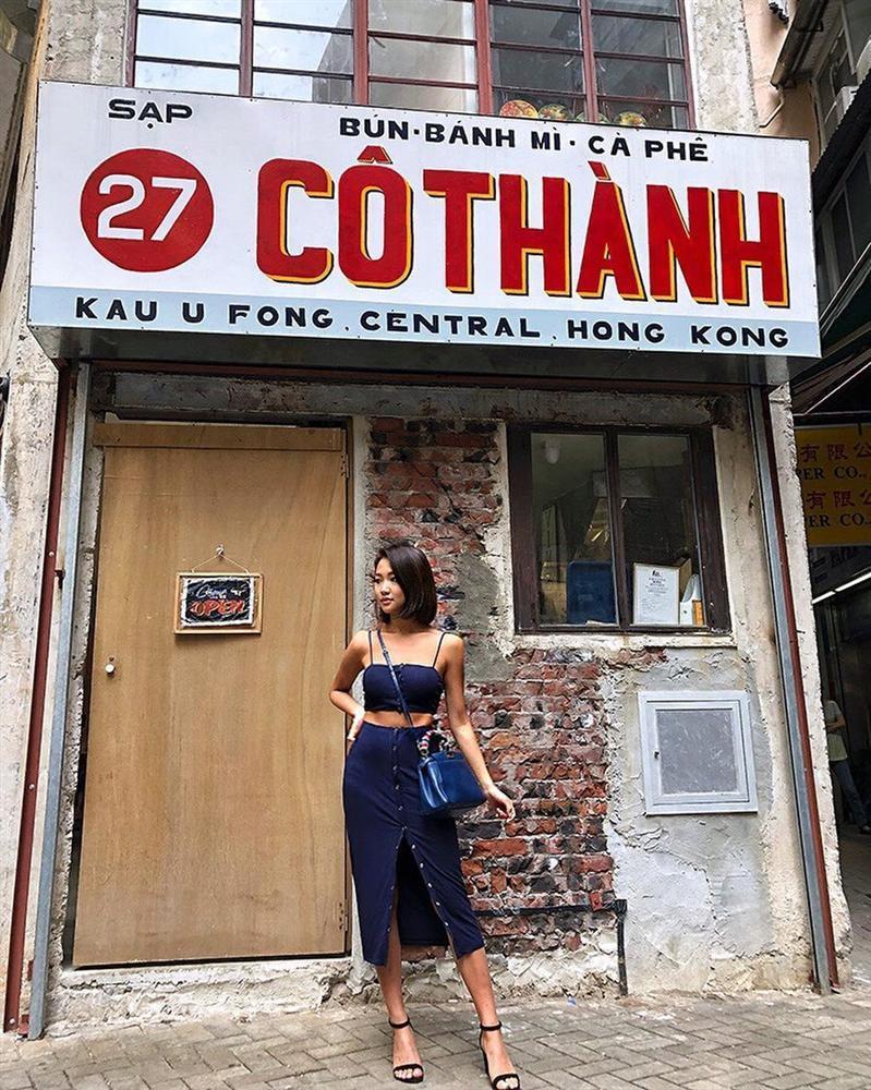 Hot girl Hong Kong nóng bỏng vừa đến Việt Nam là ai?-6