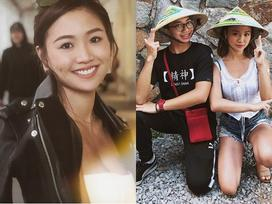 Hot girl Hong Kong nóng bỏng vừa đến Việt Nam là ai?