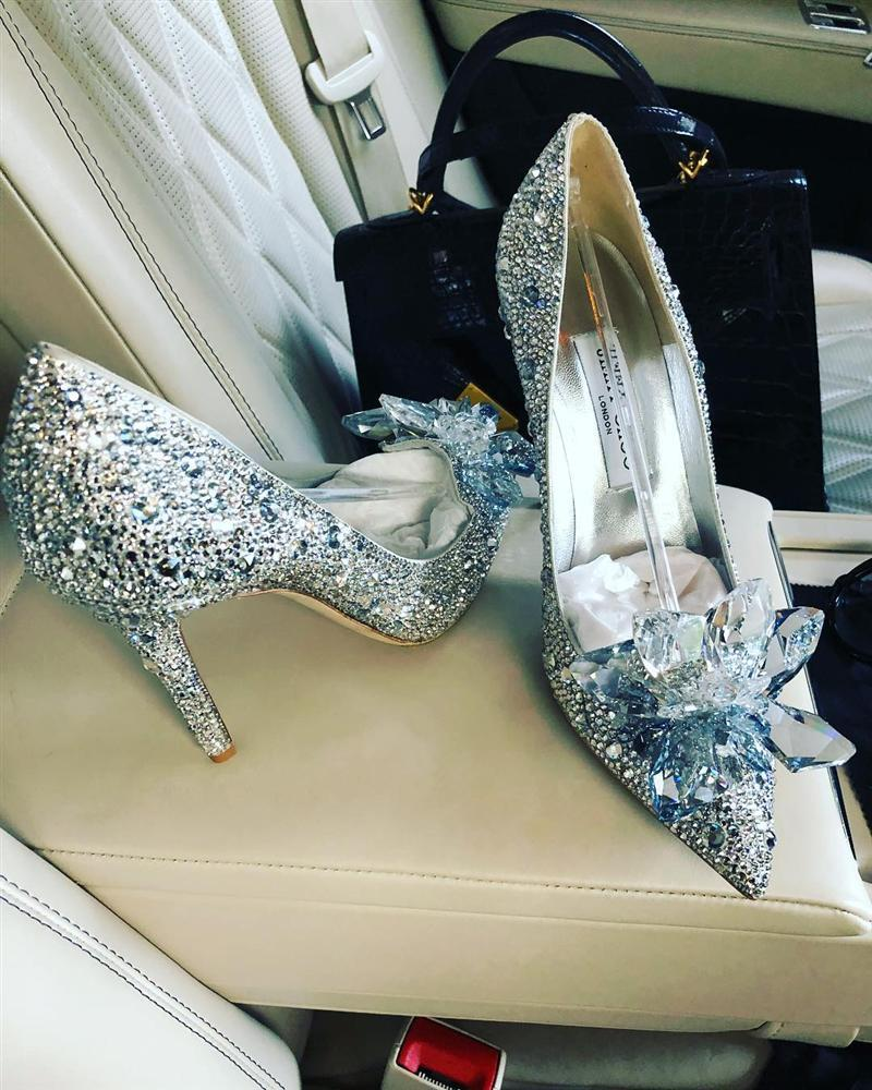 SAO CHƠI HÀNG HIỆU THÁNG 9: Kỳ Duyên rút ví 500 triệu chỉ để 1 lần chinh chiến Paris Fashion Week-16