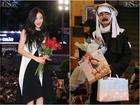 Fan Việt đóng giả Valak hù dọa Hyomin T-Ara, AOA rạng rỡ trong buổi ký tặng