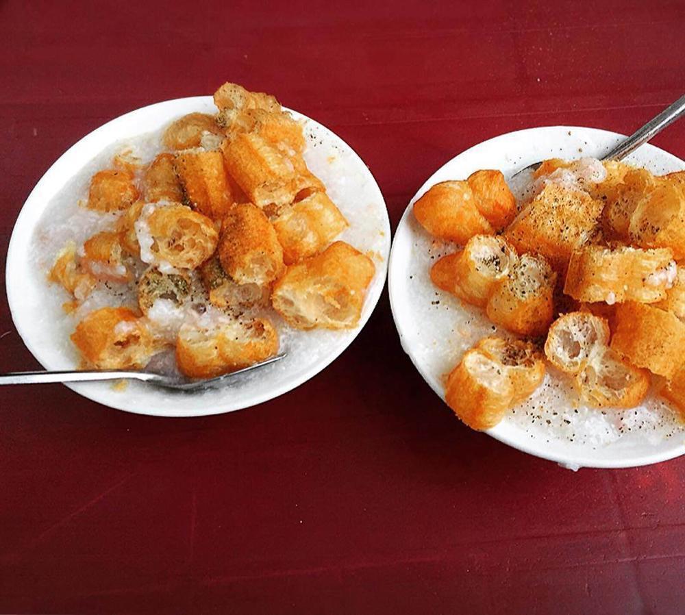 Dạo quanh chợ Nghĩa Tân có đủ món ăn ngon - bổ - rẻ không quá 50 nghìn đồng-4