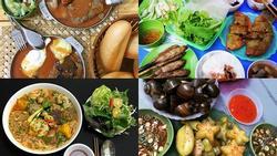 Dạo quanh chợ Nghĩa Tân có đủ món ăn ngon - bổ - rẻ không quá 50 nghìn đồng