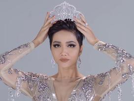 Đã mắt đã tai khi xem H'Hen Niê tập luyện giới thiệu bản thân cho Miss Universe 2018