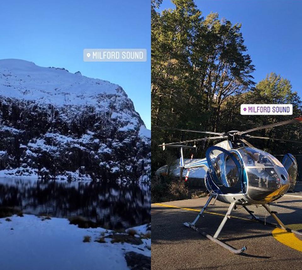 New Zealand đẹp như mơ trong clip du lịch của Quỳnh Anh Shyn-2