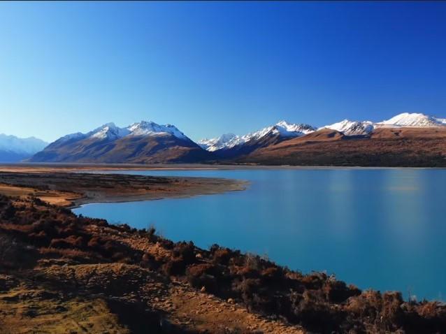 New Zealand đẹp như mơ trong clip du lịch của Quỳnh Anh Shyn-7