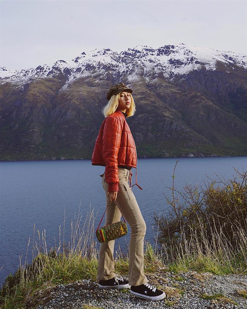 New Zealand đẹp như mơ trong clip du lịch của Quỳnh Anh Shyn-10
