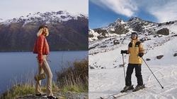 New Zealand đẹp như mơ trong clip du lịch của Quỳnh Anh Shyn