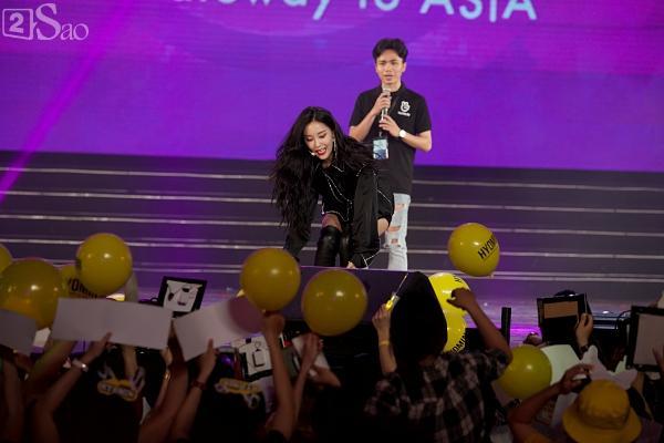 Queens Việt xem không chớp mắt trước màn biểu diễn vô cùng sexy của Hyomin-7