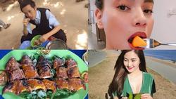 Nhà lầu - xế sang cũng chẳng bằng những món ăn độc dị nhưng khoái khẩu của dàn sao Việt